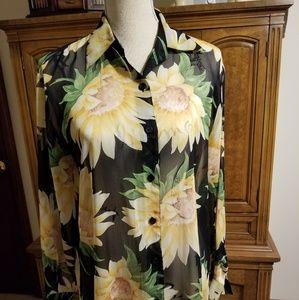 Liz Claiborne Sport blouse